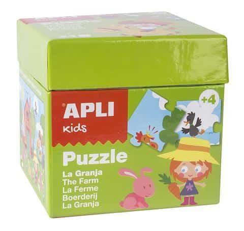 Apli 24 Piece Puzzles