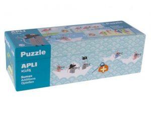 Apli Castaways Sequencing Puzzle