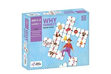 Chalk and Chuckles - Why Connect – Reason to Play