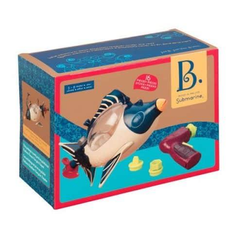 B. Toys by Battat -  Build-A-Ma-Jig Submarine: