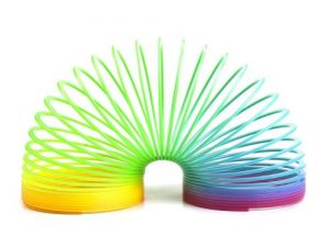 Rainbow Slinky (Magic Spring)