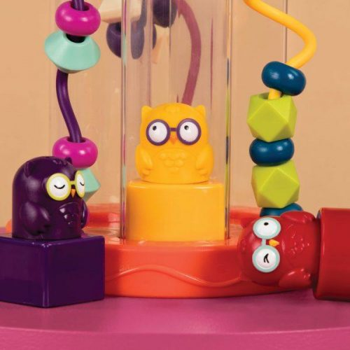 B. Toys Sound Puzzle and Shape Sorter