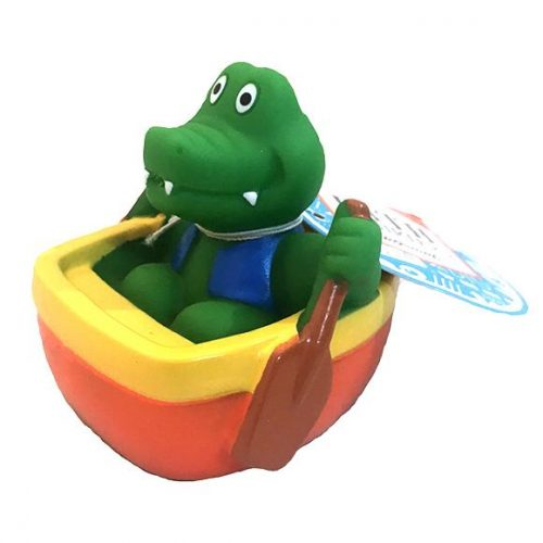 Mini Bath Squirter Crocodile
