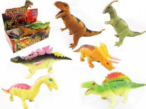 Soft, Squeezy, Squashable Dinosaurs