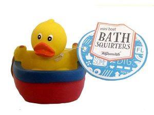 Mini Bath Squirter Duck