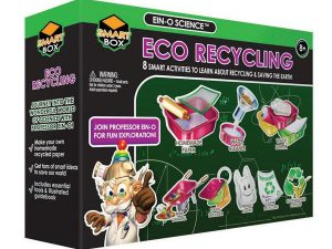 Eco Recycling Science Kit - 8 activities!