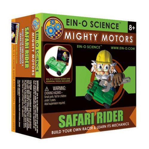 Safari Rider Car