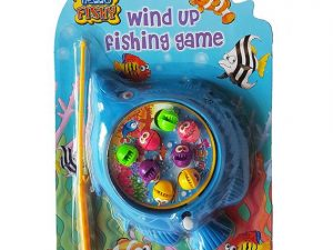 Hello Fishy – Mini Magnetic Fishing Game