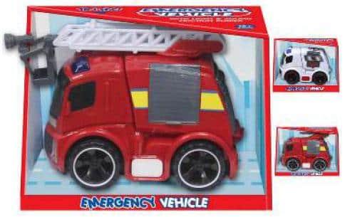Friction Vehicles