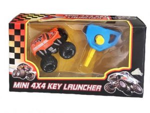 Key Car 4x4 Launcher