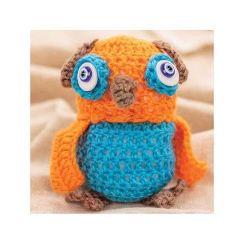 Make Your Own Crochet Owl
