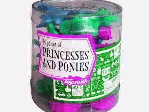 Princesses and Ponies Figurines