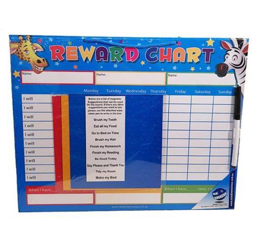 Rewards Chart - Magnetic