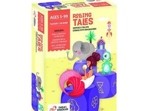 Chalk and Chuckles - Rolling Tales – Writing and Telling Stories with Imagination