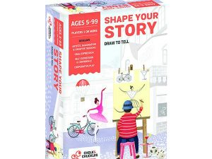 Chalk and Chuckles - Shape Your Story – Draw to Tell