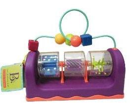 B.toys Spin, Rattle and Roll