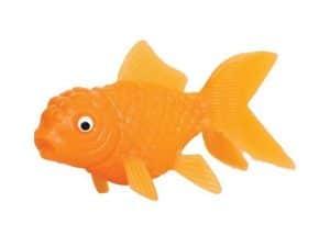 Squirting Goldfish