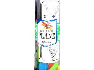 Mini Take Apart Aeroplane