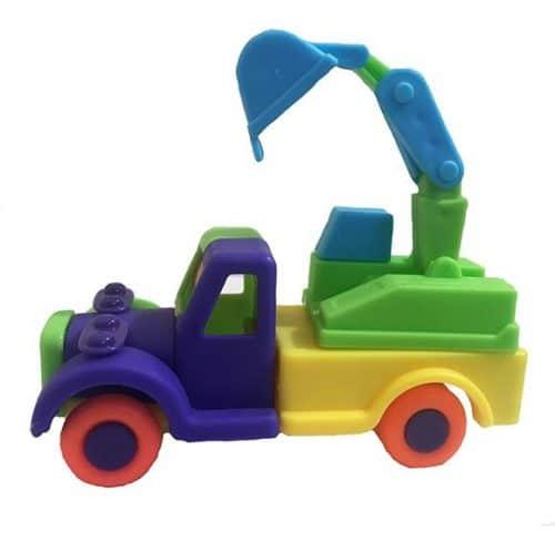 Mini Take Apart Tow Truck