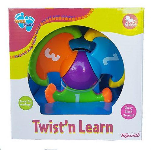 Toysmith Twist and Learn