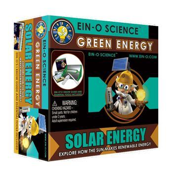 Solar Energy Science Kit