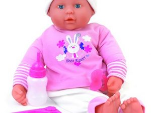 Dolls World by Peterkin - Talking Tilly 46cm Doll
