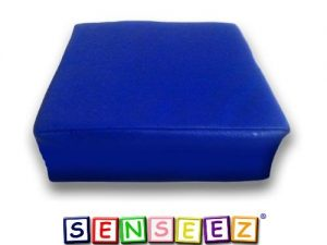 Senseez - Blue Square Vibrating Cushion
