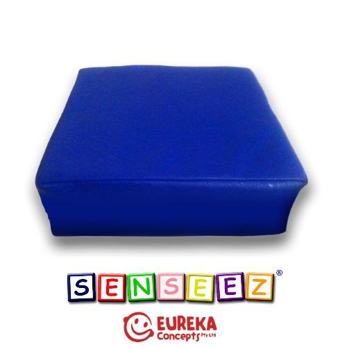Senseez - Blue Square Vibrating Cushion