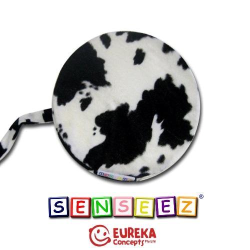 Senseez - Furry Cow Vibrating Cushion