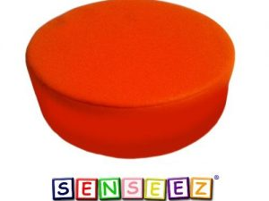 Senseez - Orange Circle Vibrating Cushion