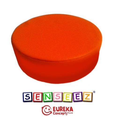 Senseez - Orange Circle Vibrating Cushion