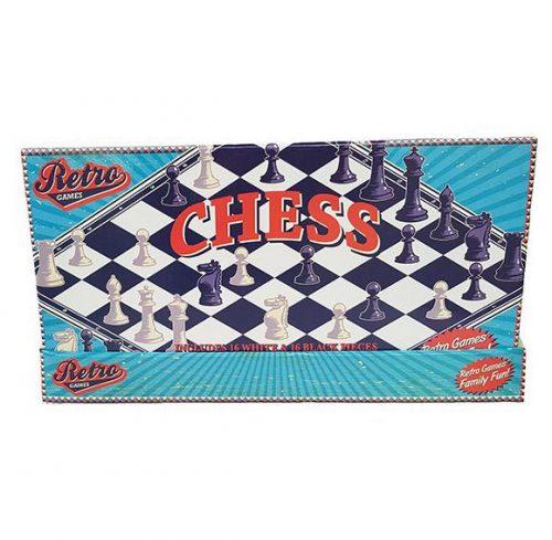 Retro Chess