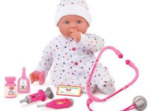 Dolls World by Peterkin - Dolly Doctor Role Play Doll