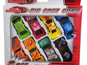 Car Set - 8 piece