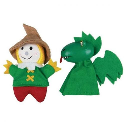Fairytale Finger Puppets - bundle of 6 characters