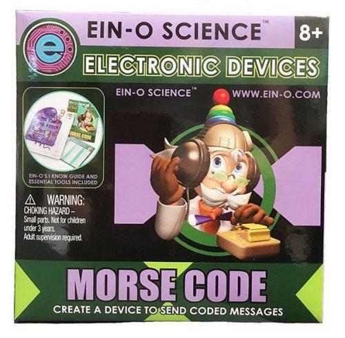 Morse Code Science Kit