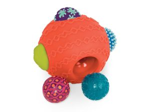B. Toys by Battat - Ballyhoo Textured Balls