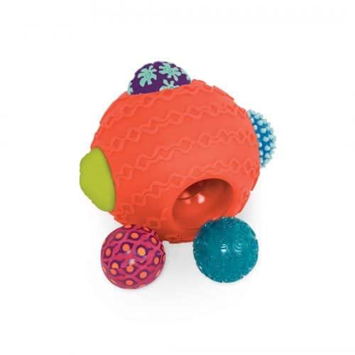 B. Toys by Battat - Ballyhoo Textured Balls