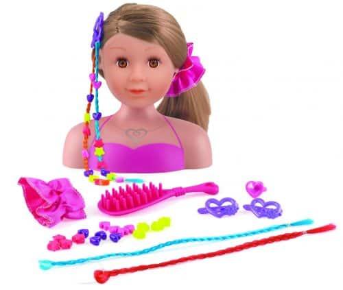 Dolls World by Peterkin - Megan Hairdressing Doll Playset
