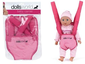Dolls World by Peterkin - Baby Doll Carrier