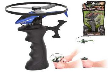 Helicopter Launcher
