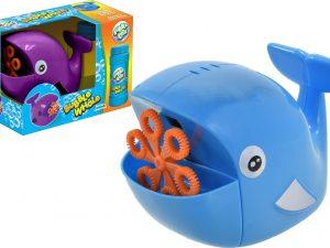 Whale Bubble Blowing Machine