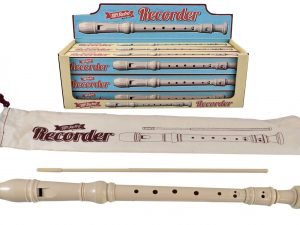 Recorder in Retro Packaging