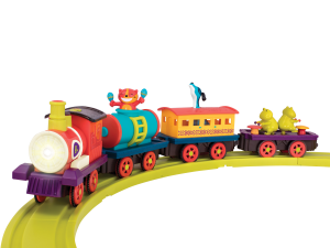 B.toys by Battat - Critter Train Set