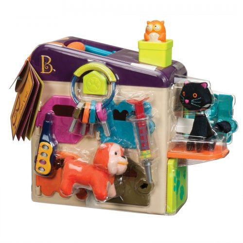 B. Toys by Battat - Pet Vet Clinic