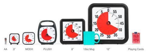"Time Timer 3"" 60 minute timer"