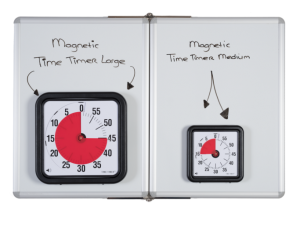 "Time Timer 12"" 60 Minute timer with Magnet"