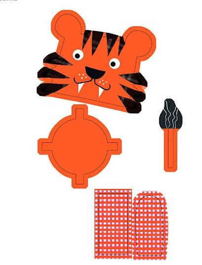 Apli Kids - Animal-themed Recycling Craft Kit