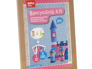 Apli Kids - Princess themed Recycling Craft Kit