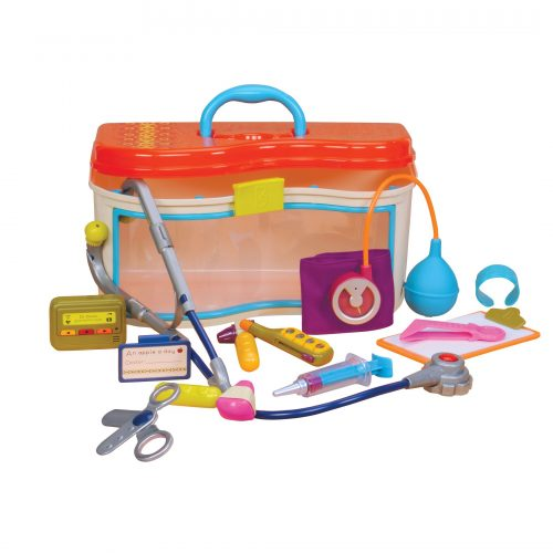 B. Toys by Battat - Wee M.D. Kit Doctor's Play Set